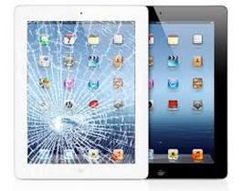 fixing a cracked iPad screen